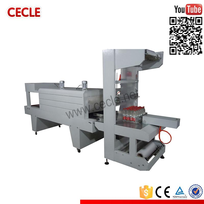 CE approved one step shrink wrap machine for carpet