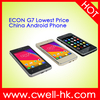 ECON G7 4 inch MTK6515 Android 4.4.2 Very Cheap e mail mobile phone