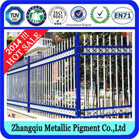 China manufacturer anticorrosive paint aluminum pigments powder of wall ZLG-102