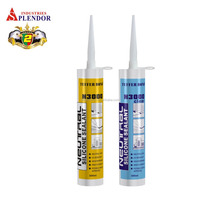 china manufacturer RTV and anti-fungus neutral silicone sealant Sp-1002