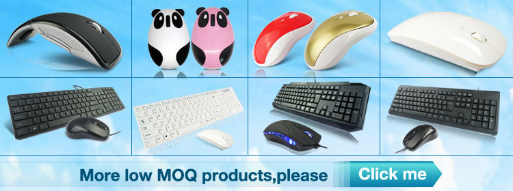 Trade assurance branded optical wireless slim mouse
