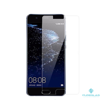 For Huawei P10 & For Huawei P10 Plus Bubble free Bullet proof custom made tempered glass screen protector