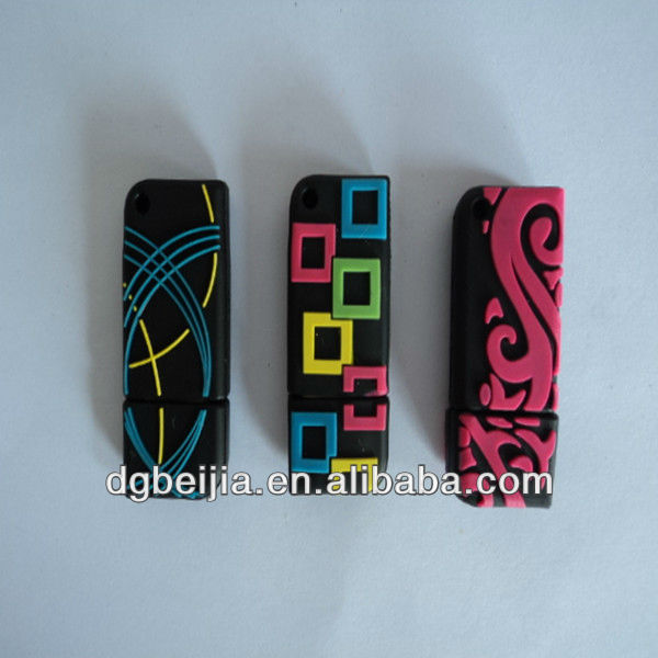 hot selling flash drive usb 4-8GB full capacity with own logos BJ-003E