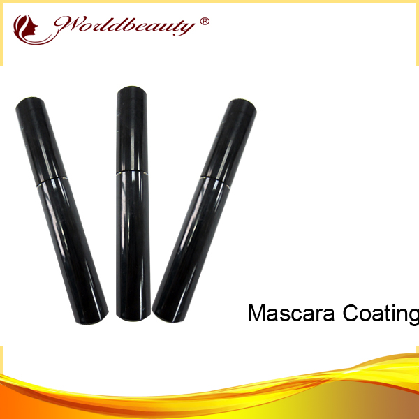 Black color eyelash extensions mascara coating/sealer