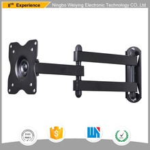 "Tilting flat panel screen lcd TV wall mounting bracket for most 15"" to 27"" LED TV"