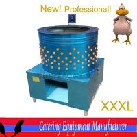 Large Poultry Plucking Machine for Geese & Turkeys CHZ-N80