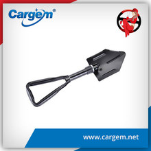 CARGEM 24-57cm small folding snow shovel with adjustable handle