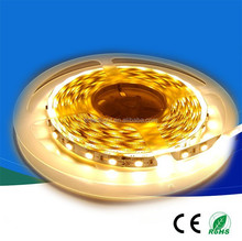 2015 Brightness waterproof 230v led strip light white and RGB color