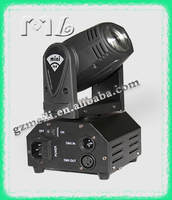 Professional Stage Light 10W Cool White Mini Sharpy Beam LED Moving Head light