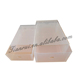 Best quality transparent plastic packaging box corrugated/ twin wall clear corrugated plastic sheet box