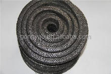 High quality Rubber rock wool graphite gland Packing