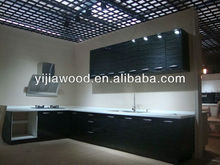 panel wooden kitchen cabinet