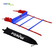 Poray fabric speed agility ladder with cones
