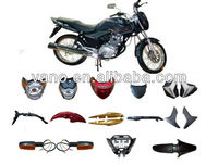 Quality certificate TITAN 150 motorcycle plastic parts for CG150 motorccle