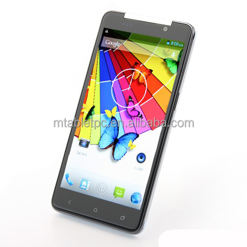 Android 4.2 Phone MTK6589 Quad Core 1G 4G HD Screen 5.0 Inch 12.0MP 1G 4GB