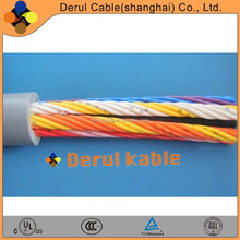 Multi function data transfer power cable