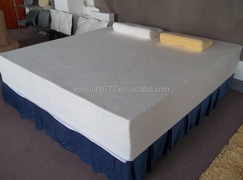 Polyurethane Foam Mattress : Mattress kw polyurethane visco elastic roll up