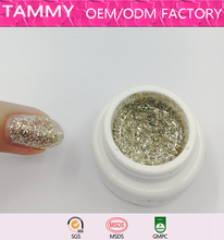 Glitter Powder Color Painting Gel ODM/OEM UV Nail Gel Polish Wholesale At Least1KG In Bulk Good Quality