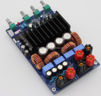 Accept custom-made Good quality amplifier module 300W+150W*2 DC 48V 3 channel class D audio power amplifier PCB board