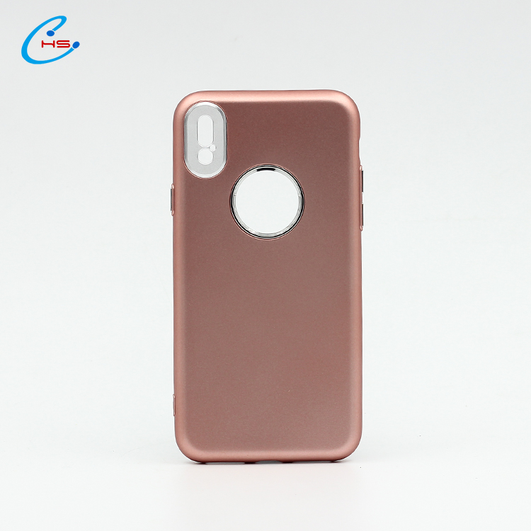 2018 fashion beautiful design soft comfortable tpu mobile cell phone back cover case for iPhone X