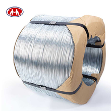 ISO9001 hot sale galvanized iron wire (hot sale)