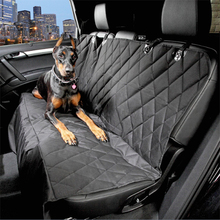Customized top grade newest design waterproof & nonslip carrier pet dog car seat cover