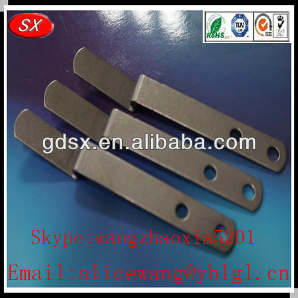 ISO9001 custom heavy duty spring clips,tension spring clips,spring clip retainers in China manufacturer