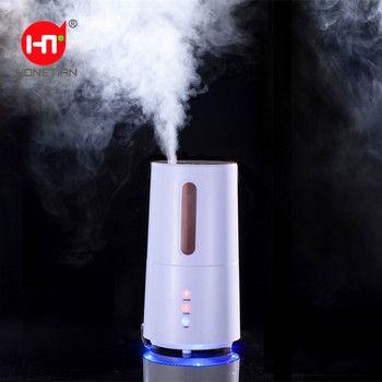 New trend 2018 OEM/ODM 3.0L adjustable mist volume Touch button LED Light Warm and Cool Mist air Ultrasonic Humidifier