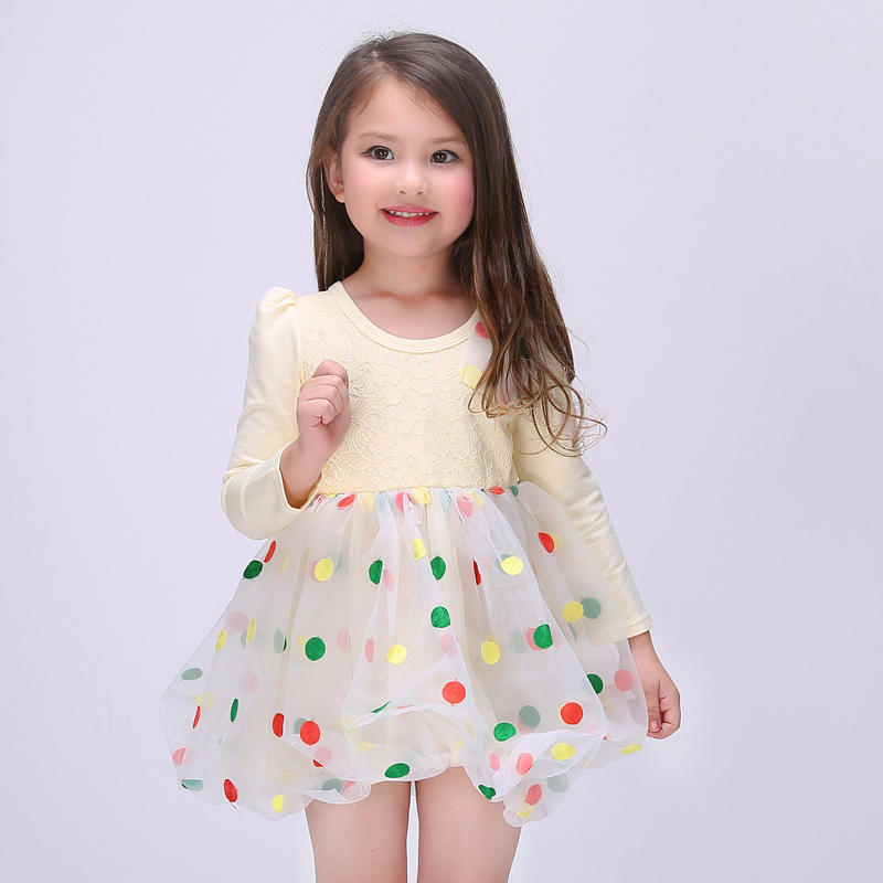 Kids Pretty New Design Model High Quality Children Custom Clothing Child Girl Dress For Summer