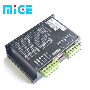 2019 new product 24V 2 phase Nema23 China micro cheap digit stepper driver