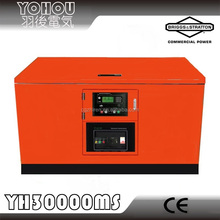 Commercial Grade Engine commercial soundproof generator