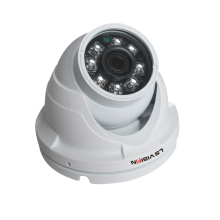 LS VISION H.264 2MP Starlight Full Color IP Camera Weatherproof CCTV Dome Camera