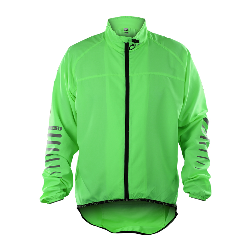 Top Quality decoration cycling rain jacket