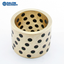 oil-free C86300 cylinder copper machine starter bushing for starters