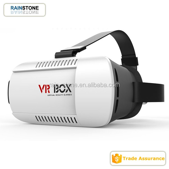 2017 Hot product 3D Vr Virtual Reality Glasses Virtual Reality Phone Accessories