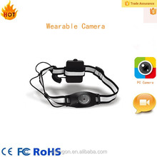 digital wearable sport camera with simple operation wide angle S61