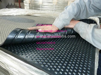 Anti-Fatigue Aging-Resistant Horse Cow floor Protection Stable Rubber Mat