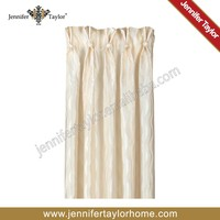 Jennifer Taylor classic living room home curtain