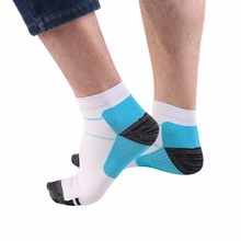 1Pair Foot Compression Socks For Plantar Fasciitis Heel Spurs Arch Pain