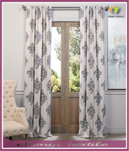 100% Polyester Printing Blackout Curtain