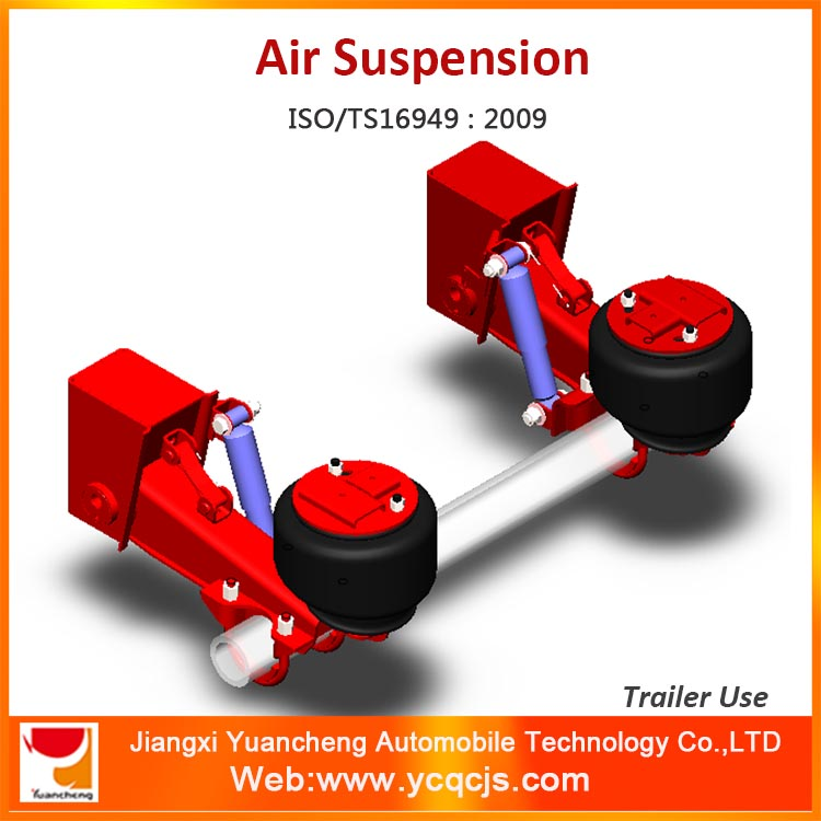 High Quality Control Arm Trailer Air Suspension Kits