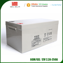 Ideal New Energy AGM GEL Lead acid deep cycle storage 4v 12v 18v 24v 2ah 3ah 100ah 150ah 200ah 400ah sealed lead acid battery