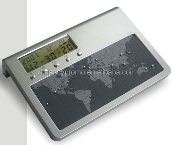 Atlas World Clock and Calculator