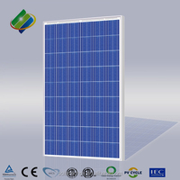 best quality 250W Poly Solar Panel, home system 250w solar panel