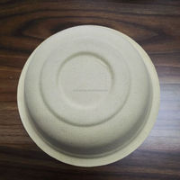 Disposable Different Size Bagasse Sugarcane Eco Biodegradable Bowl
