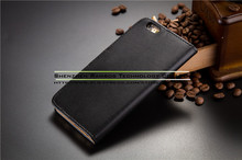 Luxury Leather Wallet Flip Case for Huawei Ascend Y320 Phone Cover with 2 Card Holder Slots