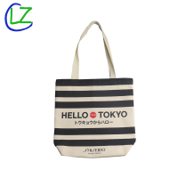 Custom Canvas Tote Bag With Flat