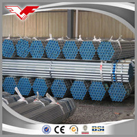Galvanized carbon seamless steel pipe