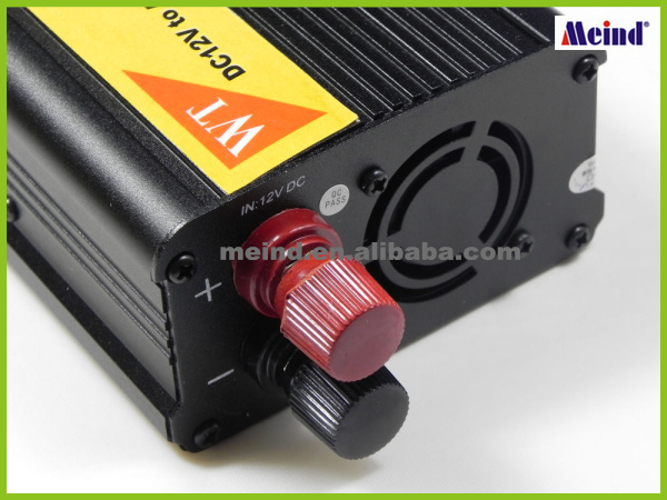 500w car inverter dc 12v to ac 220v dc to ac 500w Car Power Inverter with charger