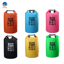 2L/5L/10L/20L/30L/40L 500D Dry Bag Sack, Waterproof Floating Dry Gear Bags for Boating, Kayaking, Fishing, Rafting, Swimming